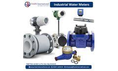 2 Inch Water Meter | Water Meter Supplier in Pakistan | Flow Instruments Importer and Supplier