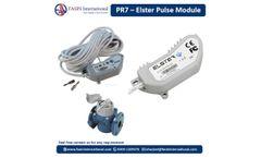 Elster Honeywell - Model PR7 - Pulse Communication Module Supplier in Pakistan