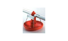 Model SKA - Male Pan Feeder