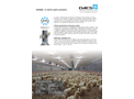 CoronaD - Air Inlet for Poultry Production - Brochure
