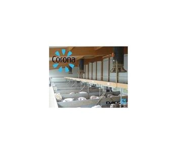 CoronaS - Air Inlet for Pigs & Poultry