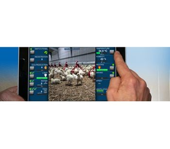 Climate and Production Controller Software for Poultry Production-2