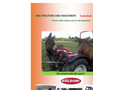 BSG Tractors and Machinery Products Catalogue