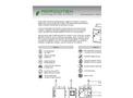 GrowControl - Model SXE - Digital Indoor Environment Monitor Brochure