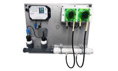 AgrowDose - Model MPX - pH & ORP Dosing Panels