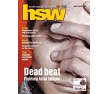 Health and Safety at Work Magazine