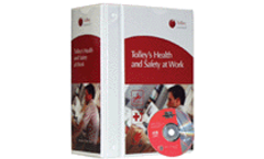 Tolley`s Health and Safety at Work (service with CD-ROM - Pay-in-Advance Version)