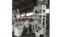 Casen - Iron Tablet Making Machine Hydraulic Press Machine