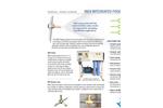 MicroCool - Model IBEX - Fogging System Brochure