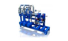 Liquids Blending System