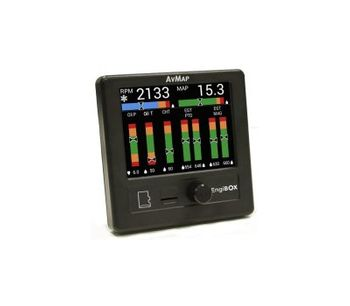 EngiBOX - Measures and Displays Software