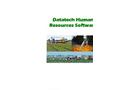 Crop Budgeting Software Brochure