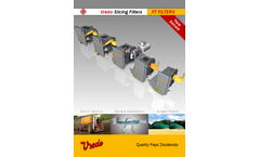 Vredo - Inline Slicing Filters System - Brochure