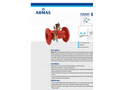 Arma - Model 21 - Back Flushing Valve Brochure