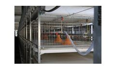 Broplus - Broiler Cage System with Drawer