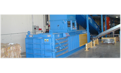 Harris - Model HL - Horizontal Balers
