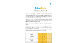 Alkastraw - Mixing Harvested Straw Brochure
