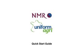 Uniform - Dairy Farm Management Software Brochure