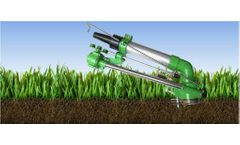 GRYPS - Model HY-50 - Sprinkler Gun for Irrigation