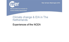 Climate change & EIA in The Netherlands