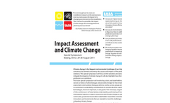 IAIA Climate Change and Impact Assessment Symposium - First Announcement