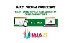 IAIA21: Smartening Impact Assessment in Challenging Times
