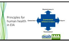 Addressing Health in Environmental Impact Assessment A Draft for Consultation - Video