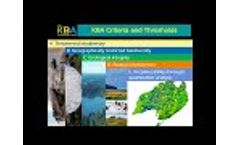 Guidelines on Business and KBAs Managing Risk to Biodiversity - Video