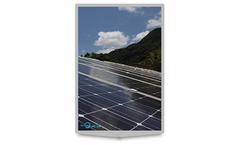 Blueline - Model XT - Solar Panel