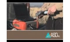 ASD Spectroscopy Solutions for Mining Video