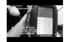 SciAps Z-500 Secret lab footage -Aluminum Alloy #356 Handheld Elemental Analyzer - Mg Test Video
