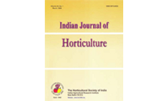Indian Journal of Horticulture