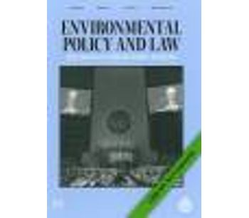 Environmental Policy and Law
