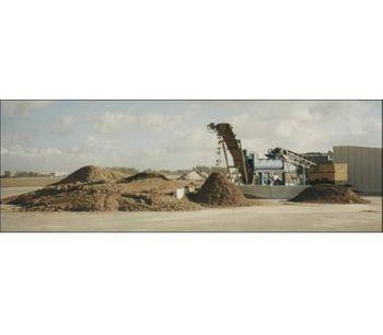 Ex-Situ Chemical Oxidation of Soil & Hazardous Waste System