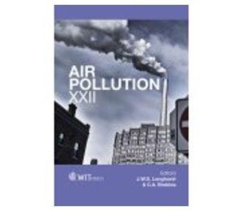 Air Pollution XXII