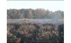 Airtec Blueberry Cannon Sprayer Video