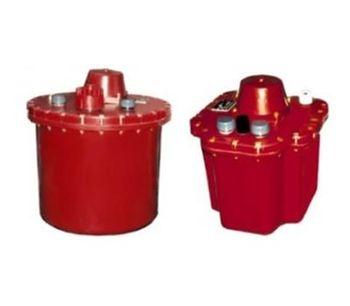 Augier - Model 3200 V— 5500 V— 6600 V - - Watertight Transformers