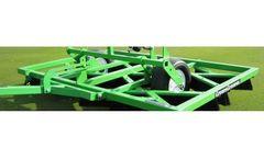 GreensGroomer - Model 920E - Natural Turf