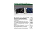 ATS - Model R2000-R4000 - Telemetry Receiver - Spec Sheet
