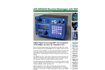 ATS - Model R4500CD - Coded Receiver-Datalogger with DSP - Specsheet