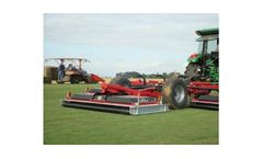 Progressive - Model TDR-22n / TDR-22n - 22` Tri-Deck Roller Finishing Mower