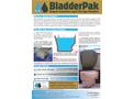 Shaped Storage Tanks Bladder Brochure
