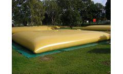 BladderPak - Industrial Pillow Tanks and Water Bladders
