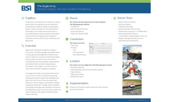Eagle Array Pipeline Integrity System Brochure