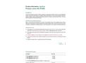 Model M (PVM) - Suspicious Potato Plant Samples Test Strip - Brochure