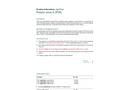 Model S (PVS) - Suspicious Potato Plant Samples Test Strip - Brochure