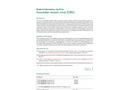 Model CMV - Suspicious Plant Samples Test Strip- Brochure