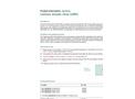 Model LMV - Lettuce Mosaic Virus Leaf Samples Strip - Brochure