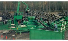Machineries for tire shredding & recycling