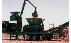 Shredding machineries for waste processing